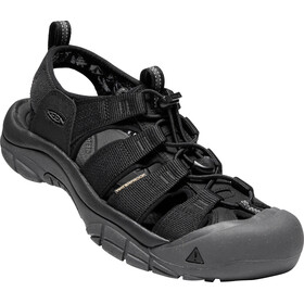 Keen Newport Eco Sandals Men Black/Magnet